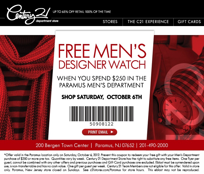 photograph regarding Charlotte Russe Printable Coupons named Printable discount coupons century 21 - Samurai blue coupon