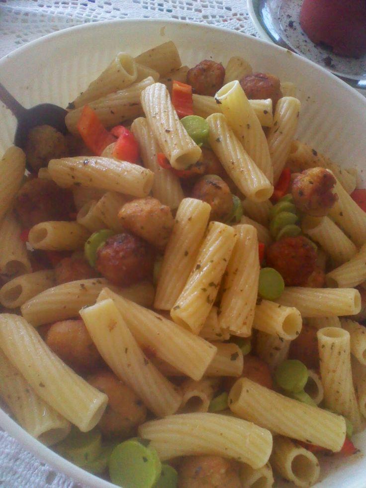 la cucina (imperfetta) di Claudia  pasta con polpette