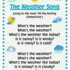 not so free :( This resource includes 10 morning routine songs to sing during the mat session/ circle time.  5 good morning songs  3 days of the week songs  1 wea...