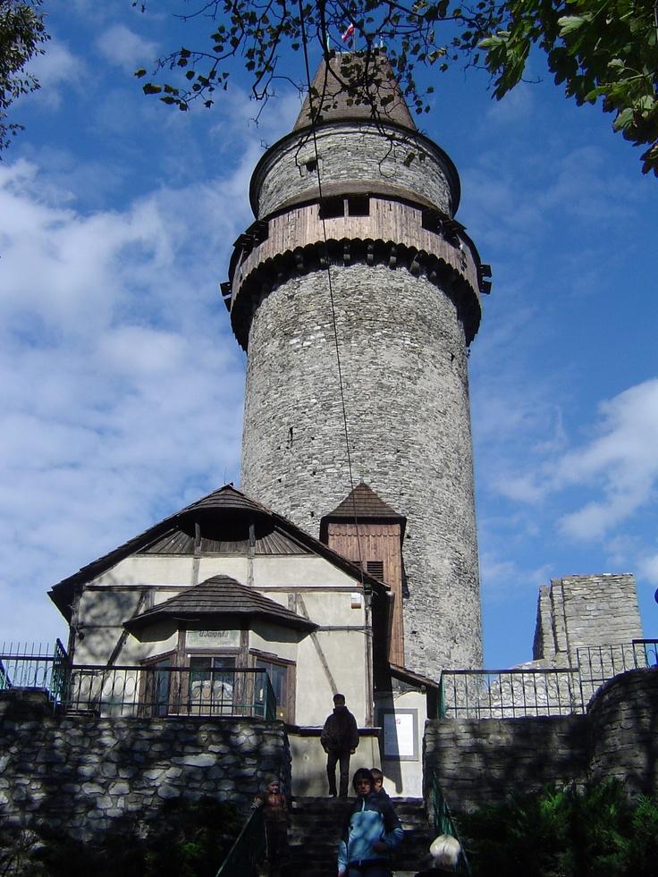 Czech - Štramberská trúba