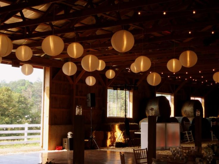 Glynwood Farm Barn In Cold Spring Ny Lighting By Hourgl