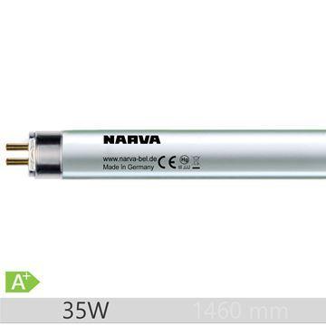 Tub fluorecent Narva T5 35W/840 EQ COLOURLUX plus, 4014501059616