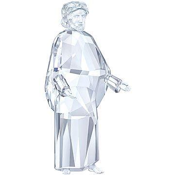 Décoration de Noël intemporelle, cette figurine de Joseph superbement ouvragée étincelle en cristal incolore avec 234 facettes. Placez-la à côté de... Acheter