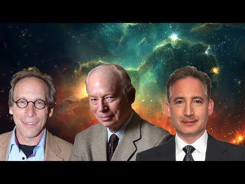 Lawrence Krauss, Steven Weinberg & Brian Greene - How Far Back Can We Go? Part 1 - YouTube