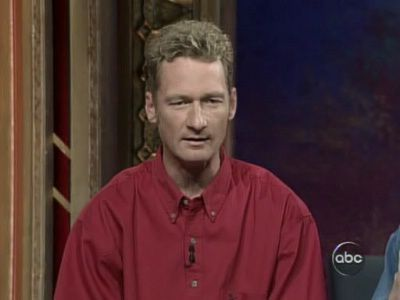 Whose Line Is It Anyway: Mesmerised by Moving Objects Man