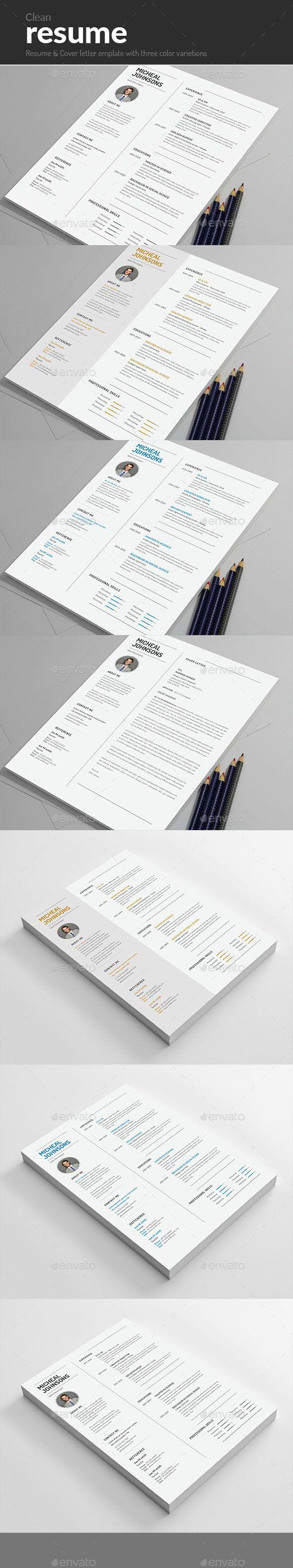 277 best resume images on pinterest resume templates font logo