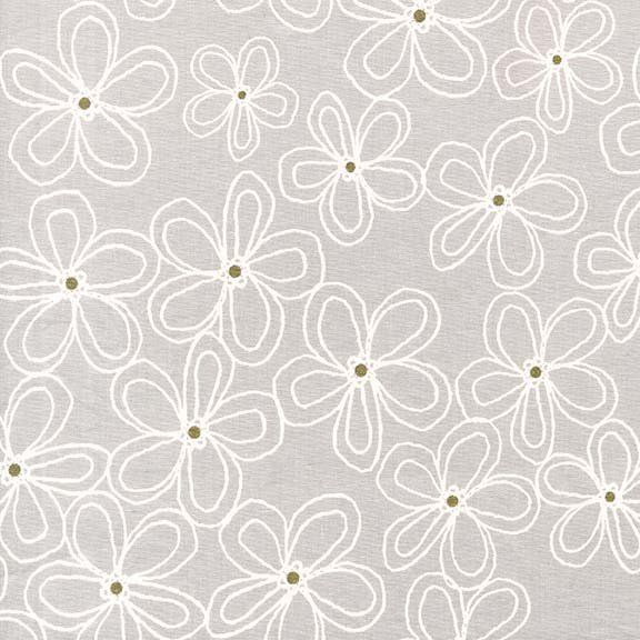 1m-jupe Lacey Daisy Cloud - Wee Sparkle - Michael Miller Quilting Cotton - 1/4 metre
