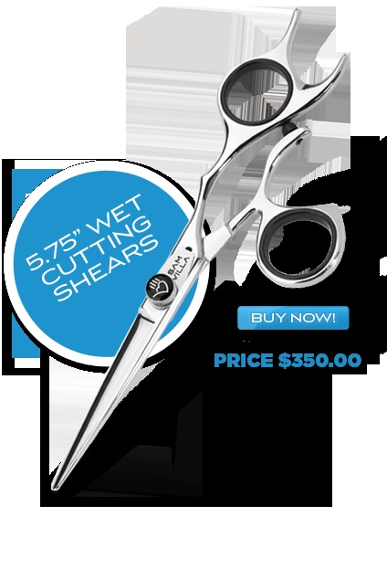 THE most incredible haircutting scissors ever!!