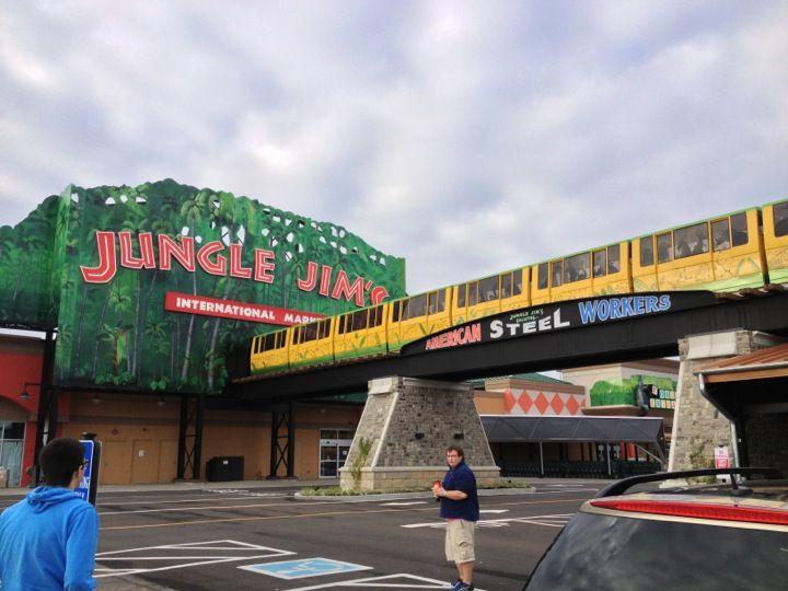 Jungle Jim's International Market in Cincinnati, OH