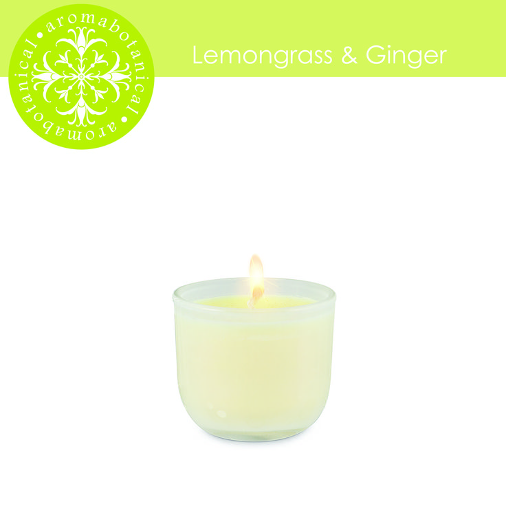 This fresh lemongrass scent is kicked up by ginger. Now available in a mini, great as a tester or for travel.