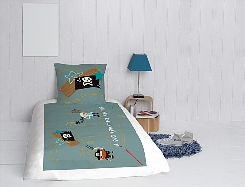 Housse couette d co pirate pinterest - Housse couette pirate ...