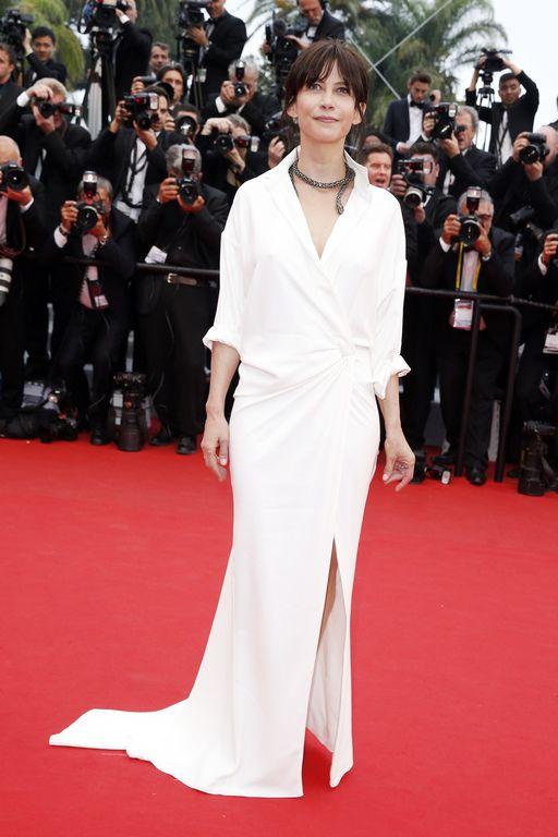 Sophie Marceau le 15 mai 2015 au Festival de Cannes