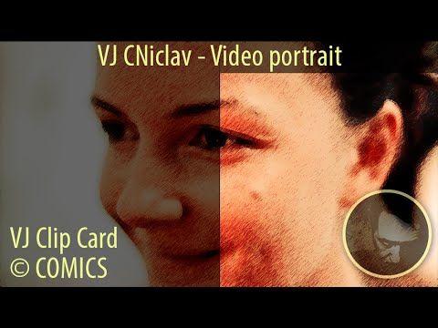Natasha Tsvetkova - video portrait of the actress (CCC19 VJCNiclav)