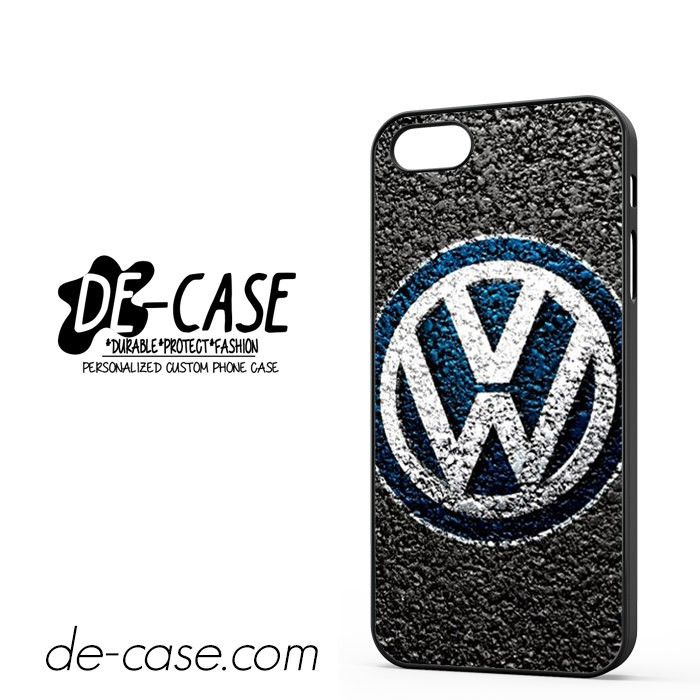 Volkswagen Car Logo VW DEAL-11762 Apple Phonecase Cover For Iphone SE