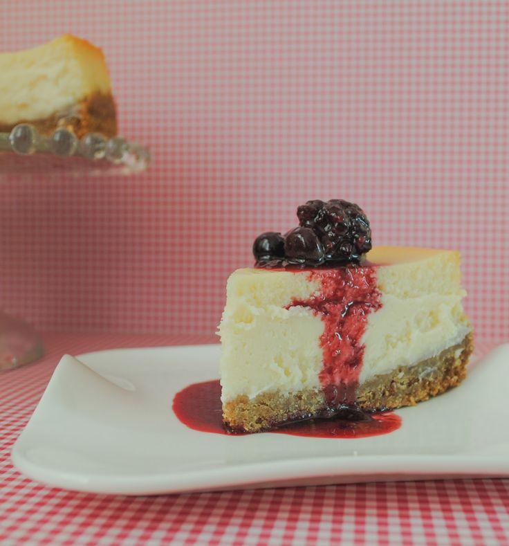 The Sweetest Taste: New York Cheesecake