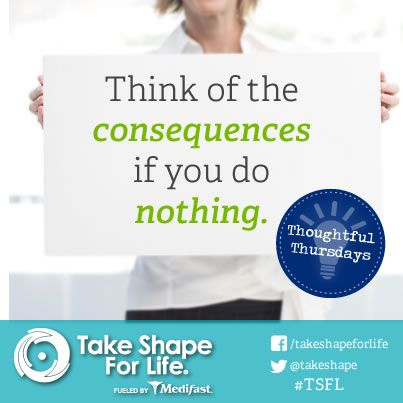 thoughtfulthursday what are the consequences if you do nothing tsfl