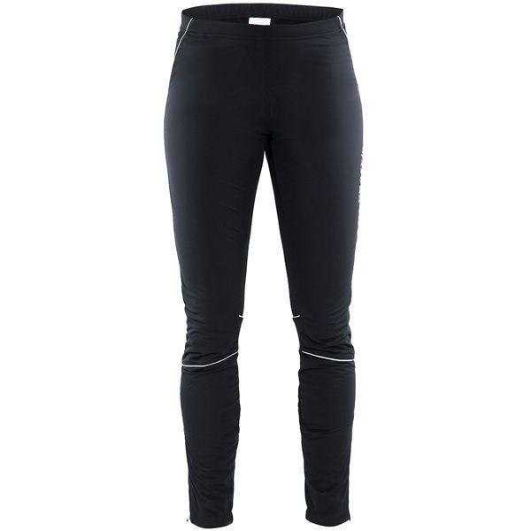 CRAFT COLLANT TEMPETE W BLK 16 - Le <strong>XC STORM TIGHTS W</strong> est un<strong> pantalon technique</strong> type <strong>collant pour femme</strong> spécialement conçu pour la pratique du <strong>ski nordique</strong>. Quel que soit le niveau de la skieuse, ce collant de la marque Craft assure performance et confort maximums.<br /><br /> Mettant en valeur les formes de la skieuse, ce pantalon <strong>près du corps est très confortable</strong> à porter puisque extensible sur sa face…