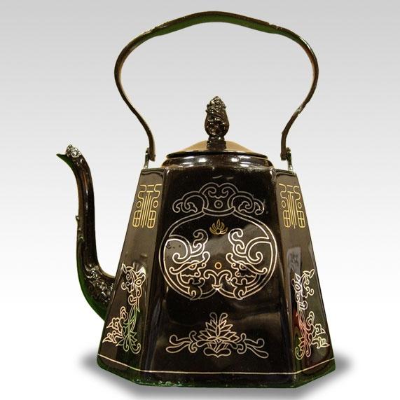 old tea pot