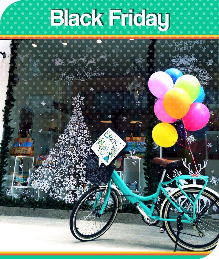 Black friday en nuestra tienda.  Cra. 13A #79-38 Local 1. Bogotá - Colombia