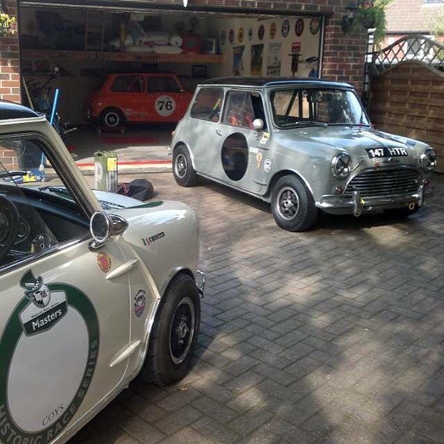 Luxury Classic Car Garage Ideas