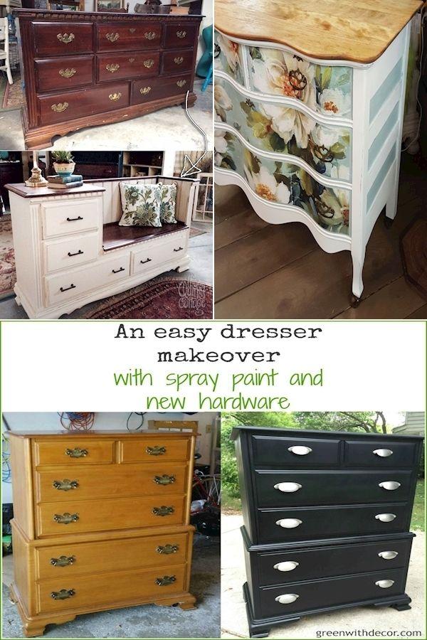Refurbished Furniture Ideas Vintage, Refurbished Furniture Ideas