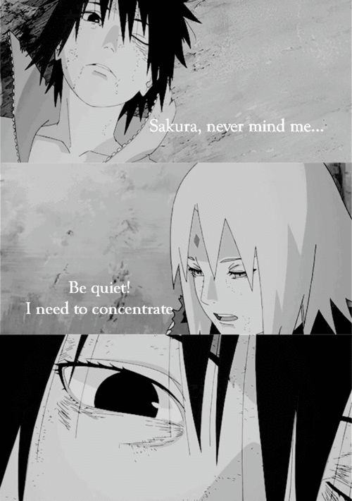 Sasuke's voice actor said this is the moment he realized he truly loved Sakura
