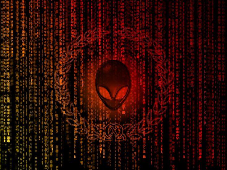 Widescreen alienware wallpaper - alienware category