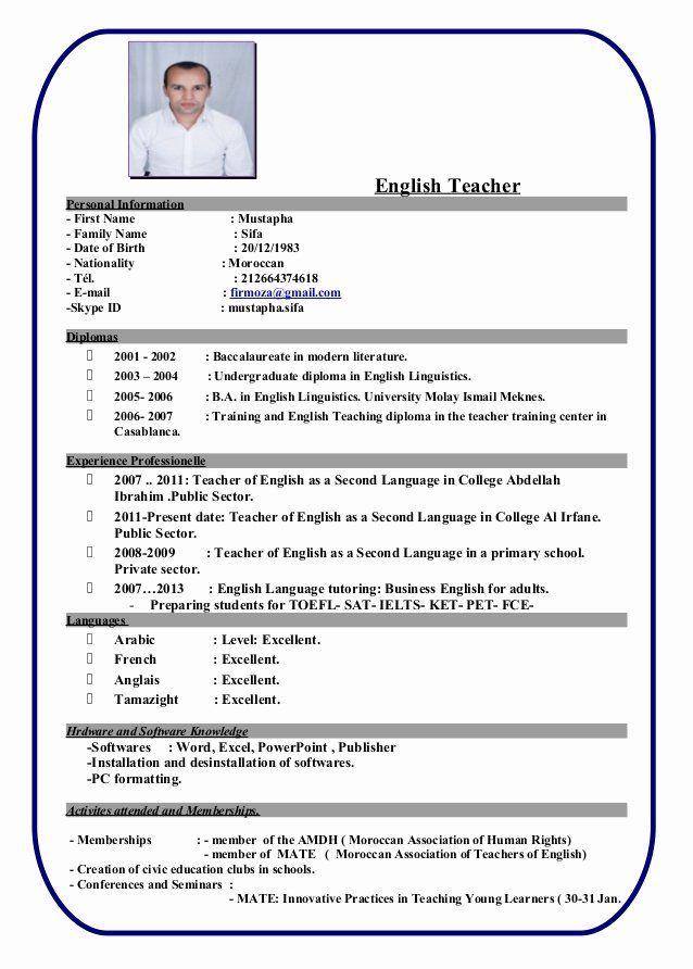 Teacher Aide Resume Samples Beautiful Primary School Teacher Resume Samples Teachers Aide Student Resume Teacher Resume Examples