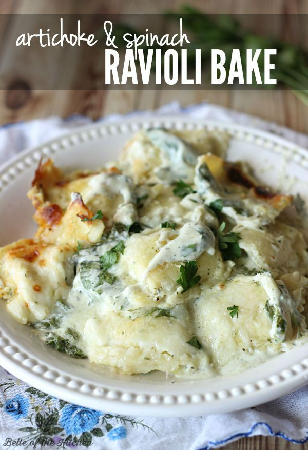 how to make the best ravioli white sauce