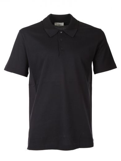 BALENCIAGA Two-Coloured Polo Shirt. #balenciaga #cloth #topwear