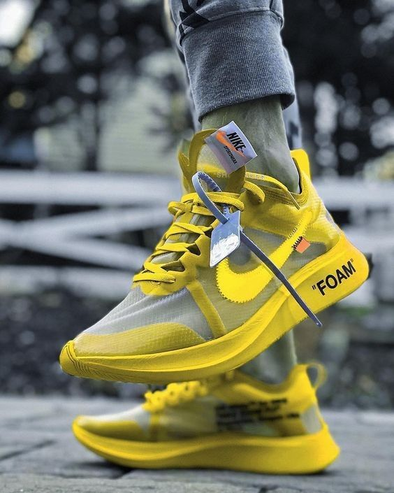 OFF WHITE x Nike Zoom Fly | Sneakers в 2019 г. | Обувь
