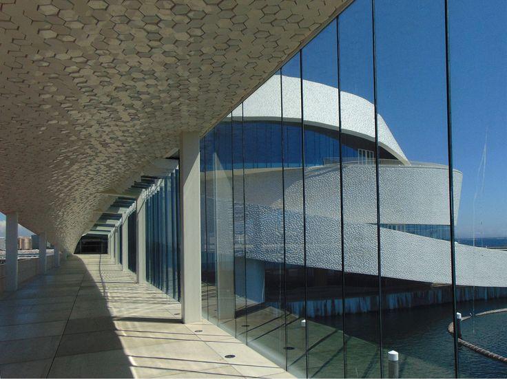 Luís Pedro Silva   Matosinhos   Terminal de Cruzeiros de Leixões / Cruise Terminal of Leixões   2015 [© Inês Leitão] #Azulejo #AzulejoDoMês #AzulejoOfTheMonth #Matosinhos