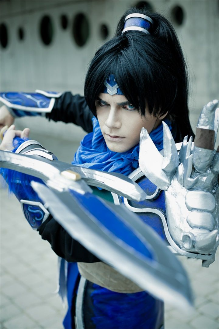 1021 best League of Legends Cosplay images on Pinterest ...