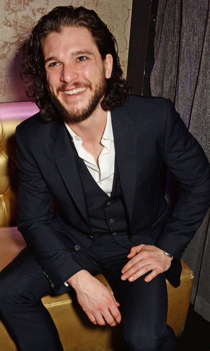 Kit Harington Shaved His Beard, and the Internet Is Not Happy With Him