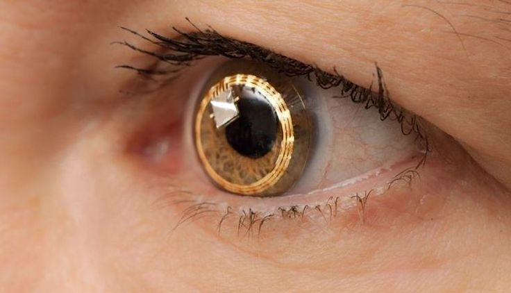 Sony's Smart Contact Lenses Could Record, Play And Store Videos With The Blink Of An Eye!