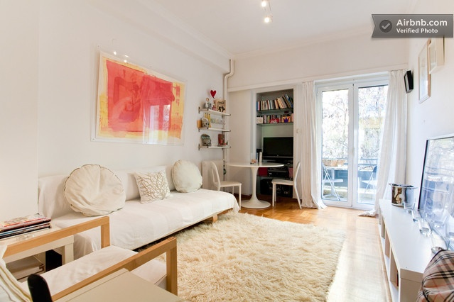 Cozy Apartment at the City Center in Athens from $60 per night