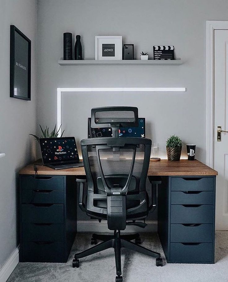 431 likes 7 comments goodsetup skippersetup on on beautiful home desk organization ideas make comfortable what it will do for you id=73813