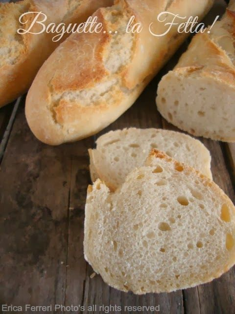 French baguettes fast to do with yeast -  baguette francesi velocissime da fare con lievito di birra