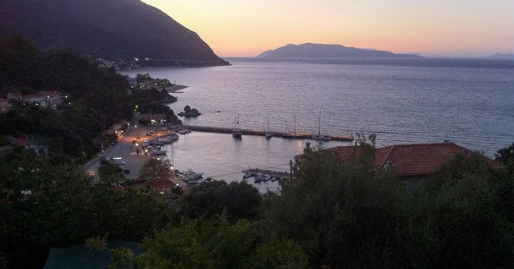 The confirmation of the saying that the best camera is the one you carry comes to mind when my gear is left back and the scenery is dramatic at dusk.    #landscape   #seascape   #porosport   #cephalonia   #greece   #kefalonia   #iPhone4   #dusk