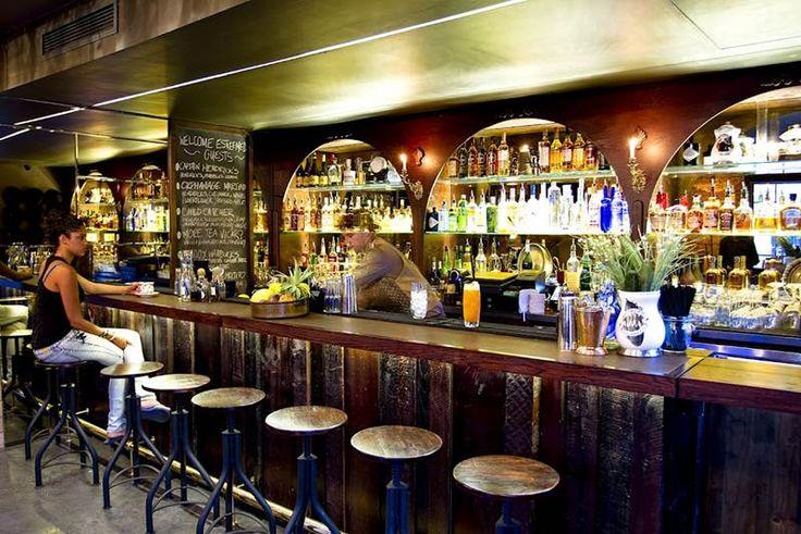 Orphanage Bar