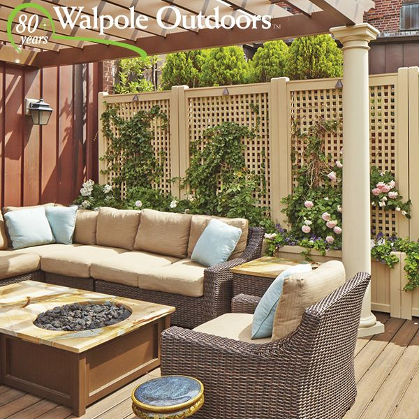 The beauty of outdoor spaces!