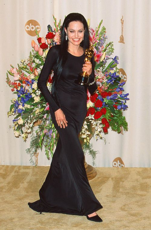 Countdown to the Oscars: Angelina Jolie Oscar Fashion over ...