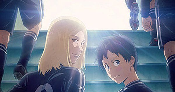 DAYS Soccer TV Anime Gets Finale as 3 New Original Anime DVDs  ||   http://www.animenewsnetwork.com/news/2017-10-17/days-soccer-tv-anime-gets-finale-as-3-new-original-anime-dvds/.122836?utm_campaign=crowdfire&utm_content=crowdfire&utm_medium=social&utm_source=pinterest