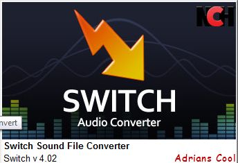 NCH Switch Sound File Converter 5.35 Crack