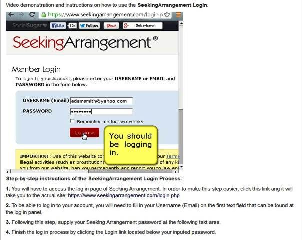 http://seekingarrangement.loginu.net/ | SeekingArrangement