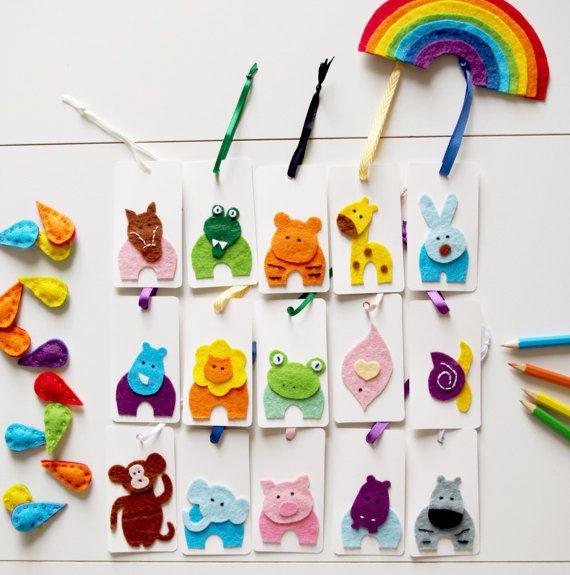 Ehi, ho trovato questa fantastica inserzione di Etsy su https://www.etsy.com/it/listing/514778929/bambini-segnalibri-set-di-15-segnalibri