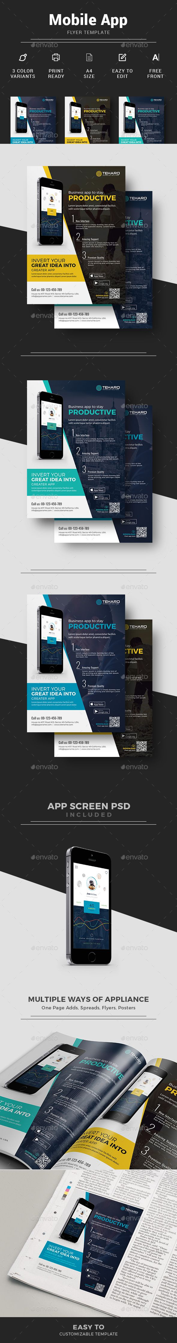 13 best best mobile app flyer designs images on pinterest flyer