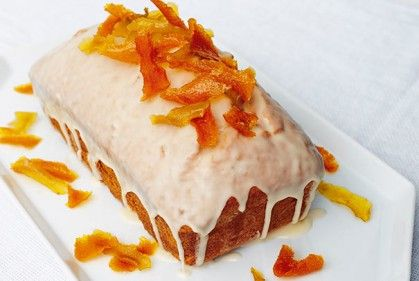 Zing citrus Madeira Cake - Bakers recipe, GBBO s6w1