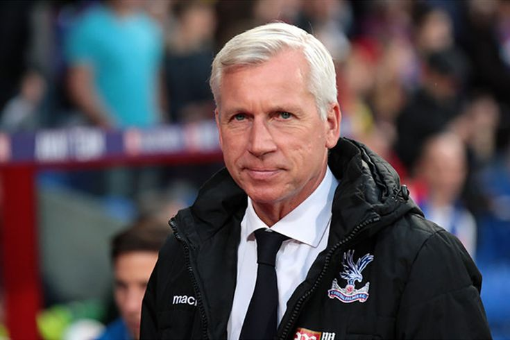 Alan Pardew manager of Crystal Palace FC