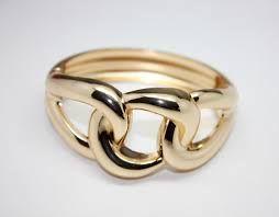 Gold cuff bracelet #mybetsonBetts